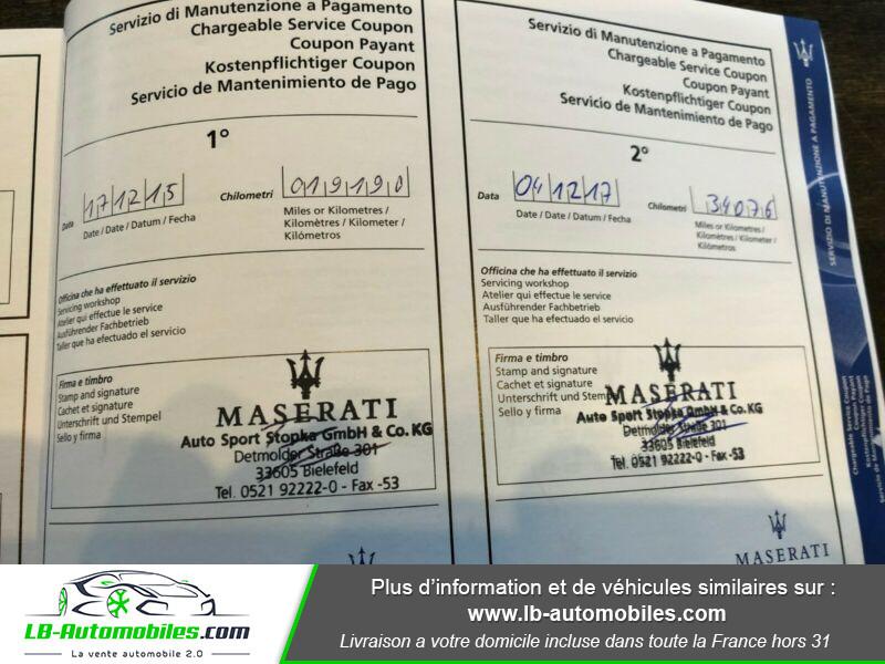 Maserati Ghibli 3.0 V6 410 S Q4 / A Bleu occasion à Beaupuy - photo n°5