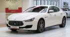 Maserati Ghibli 3 3.0 V6 Diesel Blanc à Tours 37