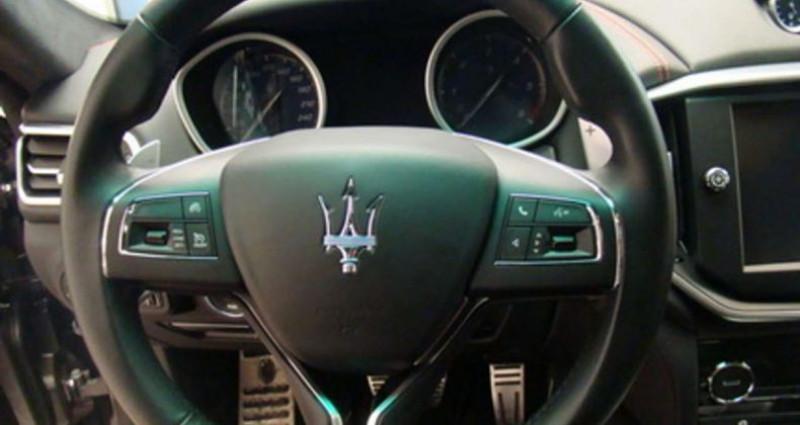 Maserati Ghibli DIESEL MY16  occasion à Sausheim - photo n°7