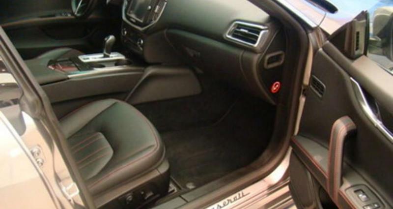 Maserati Ghibli DIESEL MY16  occasion à Sausheim - photo n°4