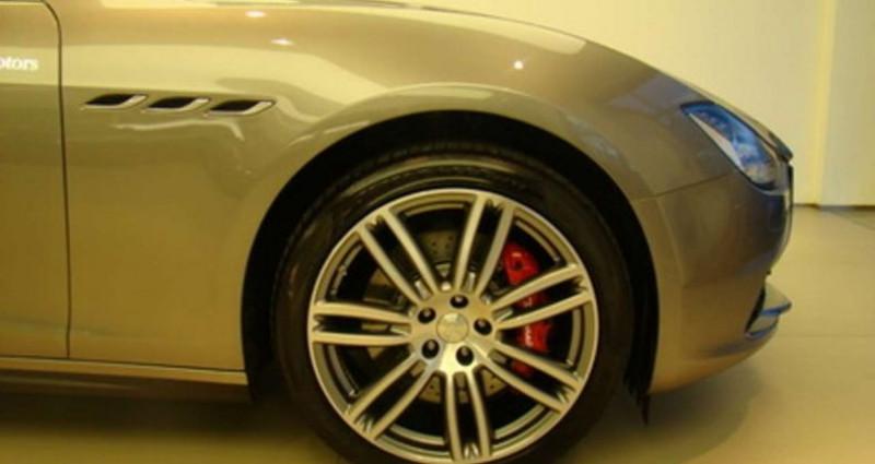 Maserati Ghibli DIESEL MY16  occasion à Sausheim - photo n°3