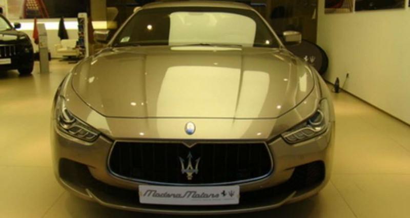 Maserati Ghibli DIESEL MY16  occasion à Sausheim - photo n°2