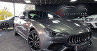 Maserati Ghibli GranSport 3.0 V6 350 Ch - Origine FRANCE - PREMIERE MAIN - T  à LISSIEU 69