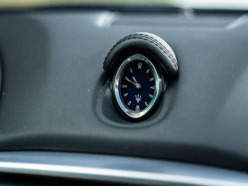 Maserati Ghibli V6 275 D Noir occasion à BEAUPUY - photo n°7