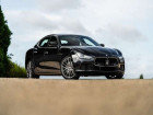 Maserati Ghibli V6 275 D Noir à BEAUPUY 31