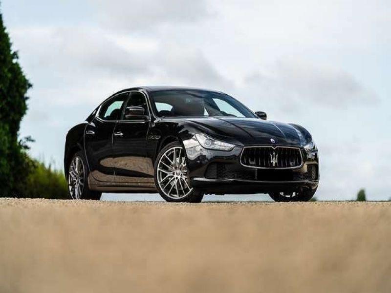 Maserati Ghibli V6 275 D Noir occasion à BEAUPUY