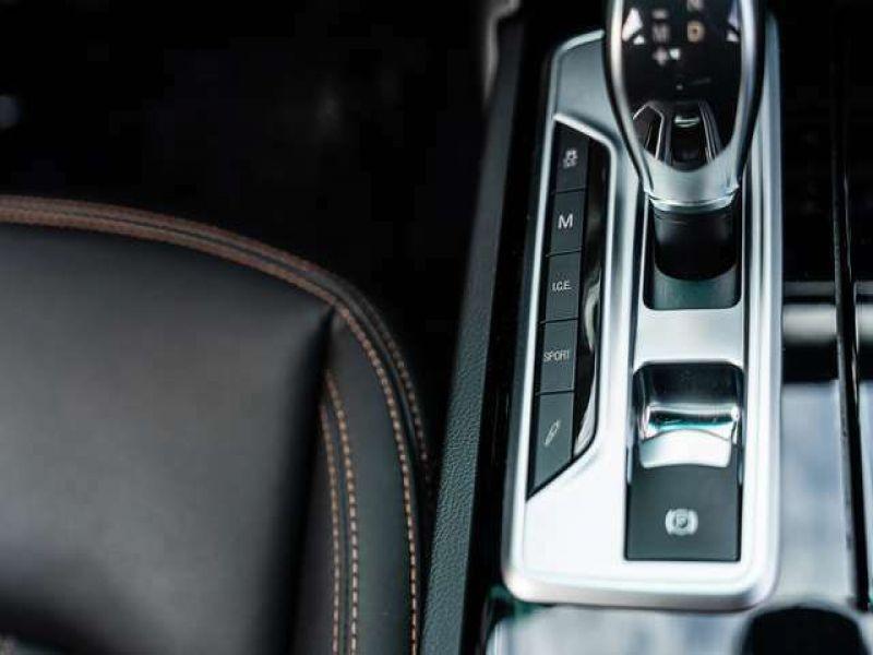 Maserati Ghibli V6 275 D Noir occasion à BEAUPUY - photo n°5