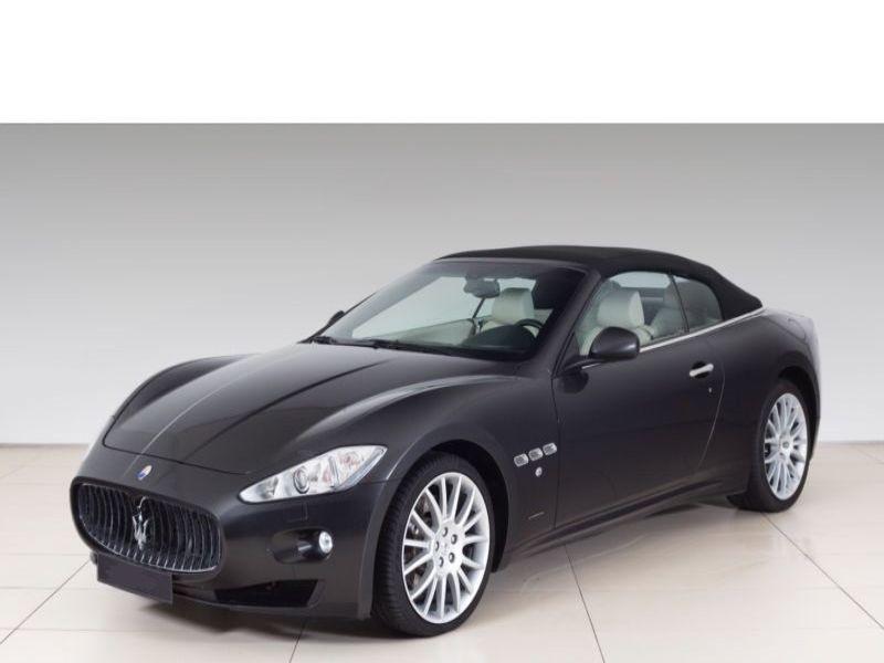 Maserati Gran Cabrio 4.7 V8 440 Gris occasion à BEAUPUY