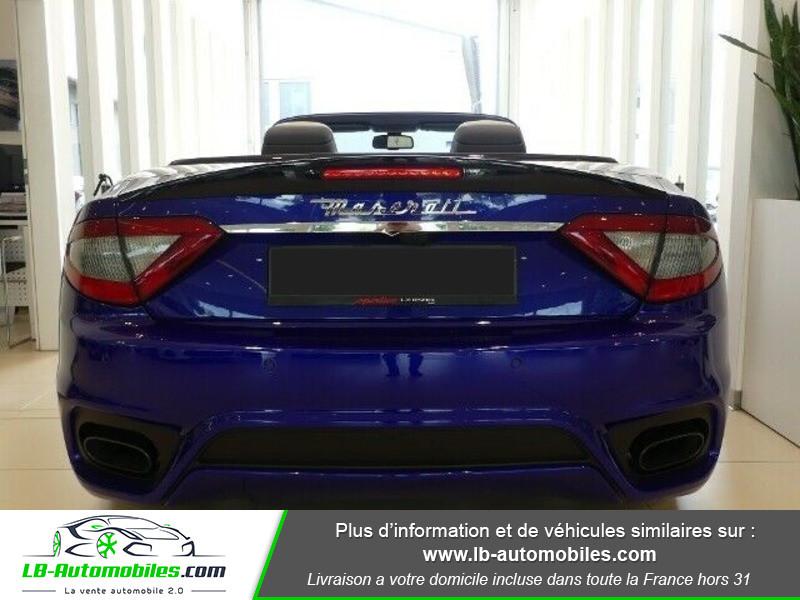Maserati Gran Cabrio 4.7 V8 460 Bleu occasion à Beaupuy - photo n°10