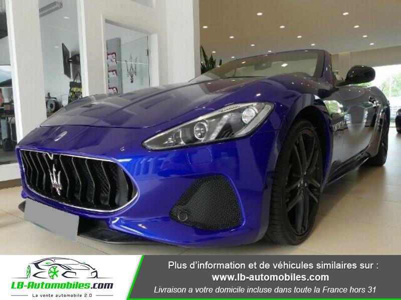 Maserati Gran Cabrio 4.7 V8 460 Bleu occasion à Beaupuy