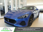 Maserati Gran Cabrio 4.7 V8 460 Bleu à Beaupuy 31