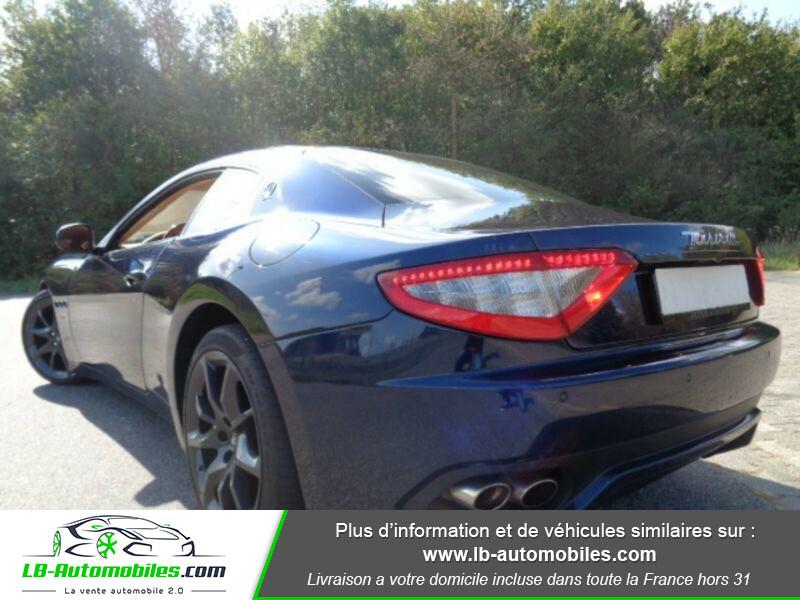 Maserati Gran Turismo 4.2 V8 405 / A Bleu occasion à Beaupuy - photo n°3