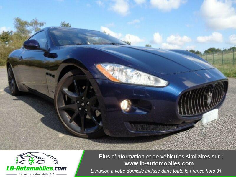 Maserati Gran Turismo 4.2 V8 405 / A Bleu occasion à Beaupuy - photo n°7