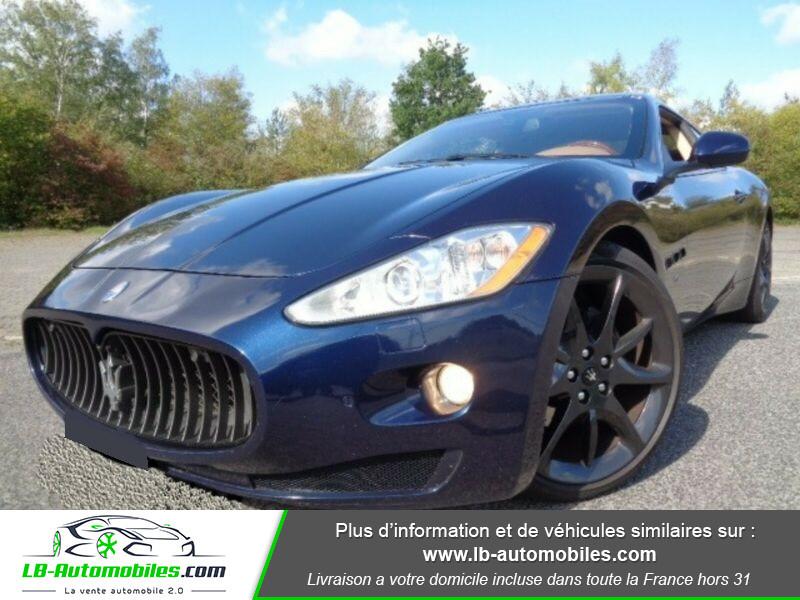 Maserati Gran Turismo 4.2 V8 405 / A Bleu occasion à Beaupuy