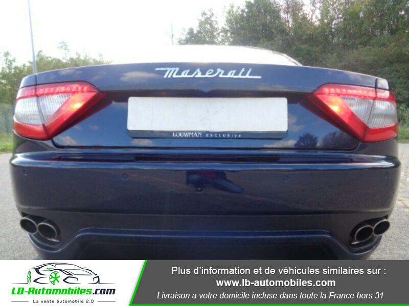 Maserati Gran Turismo 4.2 V8 405 / A Bleu occasion à Beaupuy - photo n°9