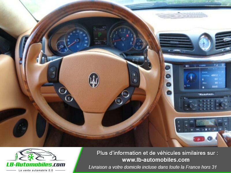 Maserati Gran Turismo 4.2 V8 405 / A Bleu occasion à Beaupuy - photo n°2