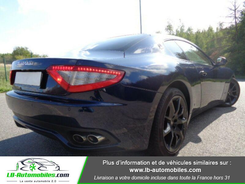 Maserati Gran Turismo 4.2 V8 405 / A Bleu occasion à Beaupuy - photo n°8