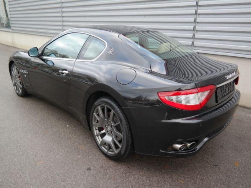 Maserati Gran Turismo 4.2 V8 405 ch Noir occasion à BEAUPUY - photo n°2
