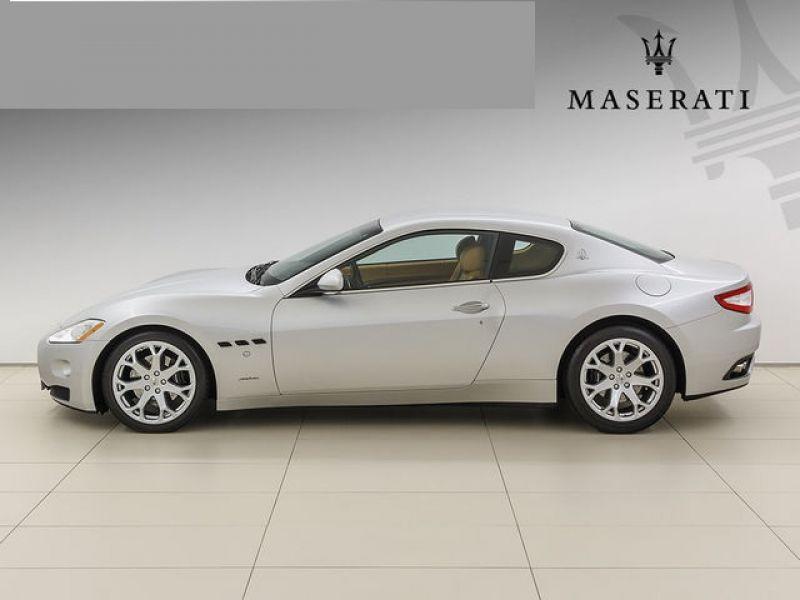 Maserati Gran Turismo 4.2 V8 405 ch Gris occasion à BEAUPUY - photo n°9