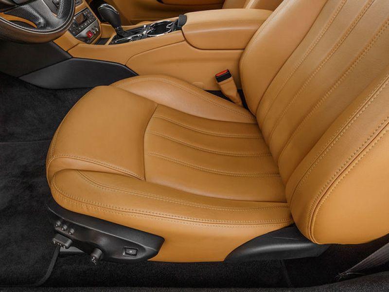 Maserati Gran Turismo 4.2 V8 405 ch Gris occasion à BEAUPUY - photo n°5