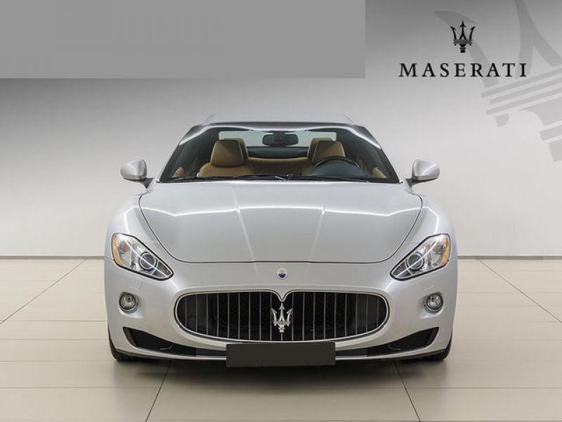 Maserati Gran Turismo 4.2 V8 405 ch Gris occasion à BEAUPUY - photo n°8