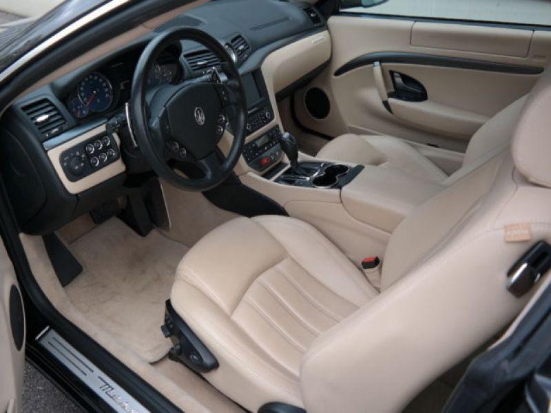 Maserati Gran Turismo 4.2 V8 405 ch Noir occasion à BEAUPUY