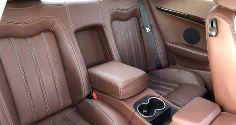 Maserati Gran Turismo 4.2 V8 405 Gris occasion à LEXY - photo n°5