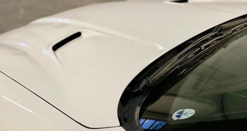 Maserati Gran Turismo 4.7 460ch MC Stradale BVR Blanc occasion à Boulogne-Billancourt - photo n°2