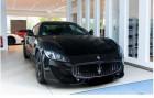 Maserati Gran Turismo 4.7 460CH SPORT BVA Noir à Villenave-d'Ornon 33