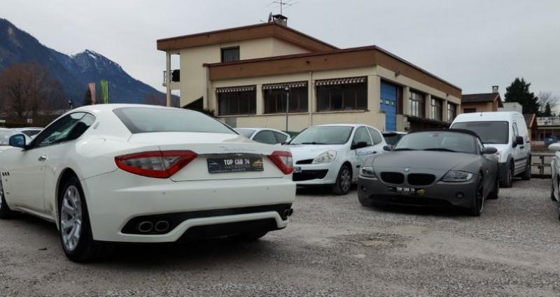 Maserati Gran Turismo 4.7 S V8 Blanc occasion à BONNEVILLE - photo n°5