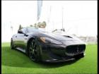 Maserati Gran Turismo 4.7 V8 MC STRADALE 460 ch Noir à BEAUPUY 31