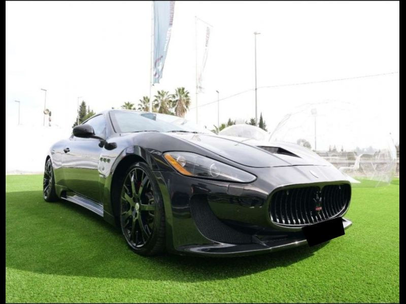 Maserati Gran Turismo 4.7 V8 MC STRADALE 460 ch Noir occasion à BEAUPUY