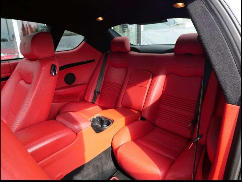 Maserati Gran Turismo 4.7 V8 MC STRADALE 460 ch Noir occasion à BEAUPUY - photo n°6