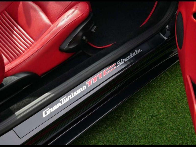 Maserati Gran Turismo 4.7 V8 MC STRADALE 460 ch Noir occasion à BEAUPUY - photo n°7