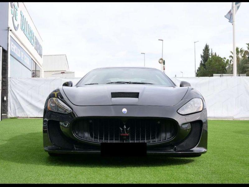 Maserati Gran Turismo 4.7 V8 MC STRADALE 460 ch Noir occasion à BEAUPUY - photo n°8