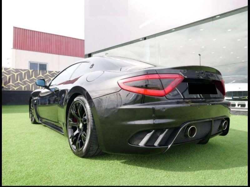 Maserati Gran Turismo 4.7 V8 MC STRADALE 460 ch Noir occasion à BEAUPUY - photo n°3