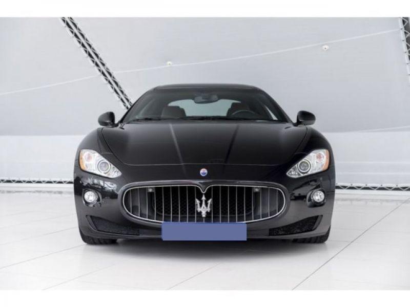 Maserati Gran Turismo 4.7 V8 S 440 ch Noir occasion à BEAUPUY - photo n°7