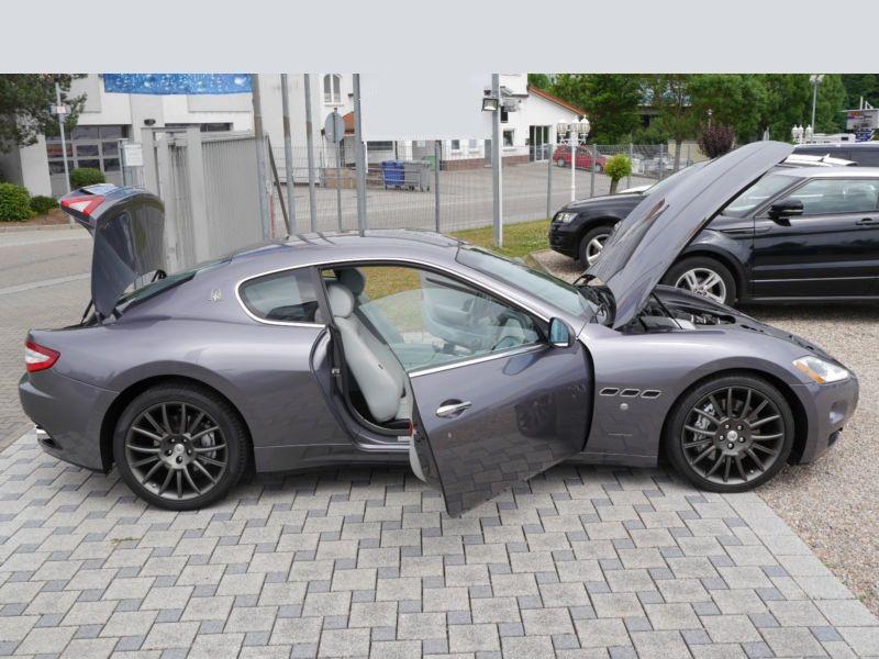 Maserati Gran Turismo 4.7 V8 S 440 ch Gris occasion à BEAUPUY - photo n°7