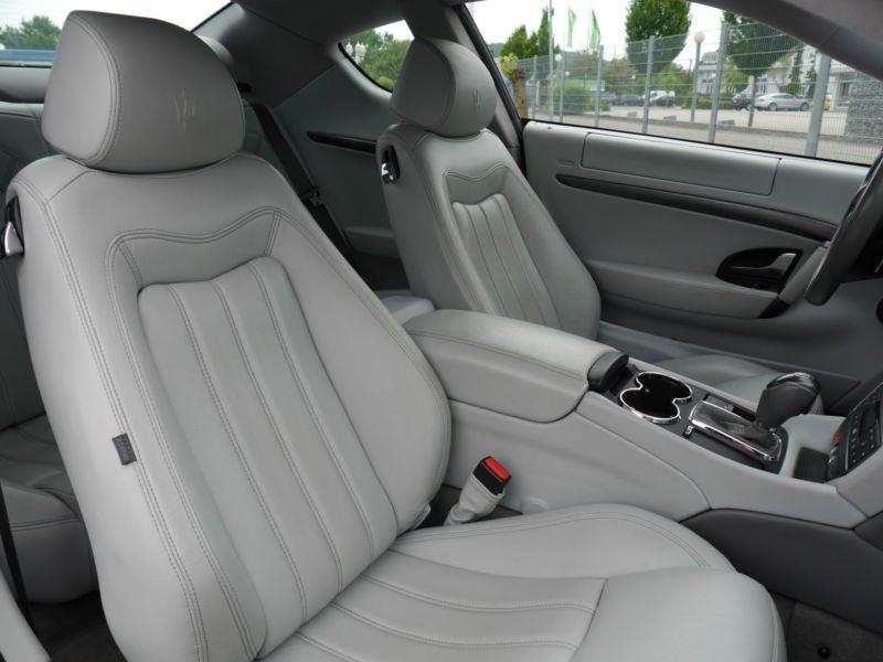 Maserati Gran Turismo 4.7 V8 S 440 ch Gris occasion à BEAUPUY - photo n°4