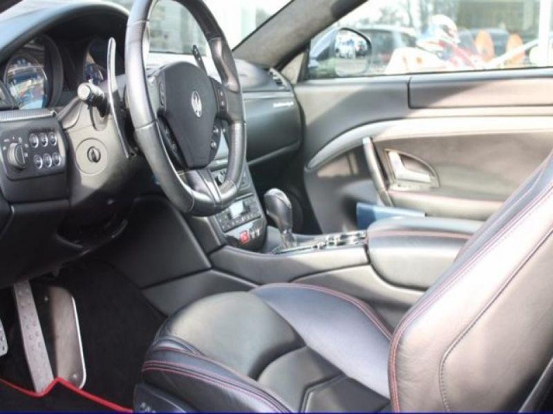 Maserati Gran Turismo 4.7 V8 S 440 ch Noir occasion à BEAUPUY