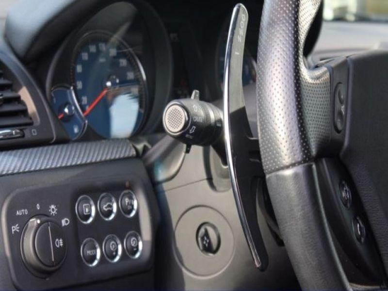 Maserati Gran Turismo 4.7 V8 S 440 ch Noir occasion à BEAUPUY - photo n°5