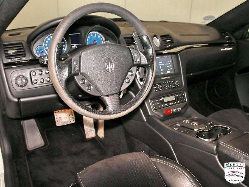 Maserati Gran Turismo 4.7 V8 S 440 ch Blanc occasion à BEAUPUY