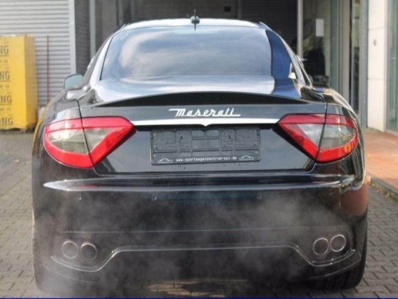 Maserati Gran Turismo 4.7 V8 S 440 ch Noir occasion à BEAUPUY - photo n°8