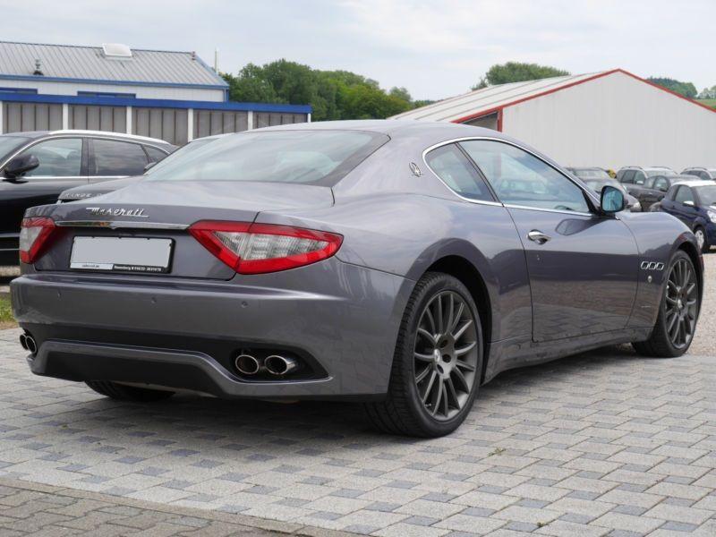 Maserati Gran Turismo 4.7 V8 S 440 ch Gris occasion à BEAUPUY - photo n°2