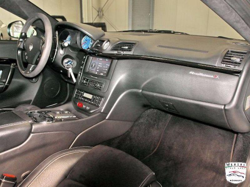 Maserati Gran Turismo 4.7 V8 S 440 ch Blanc occasion à BEAUPUY - photo n°5