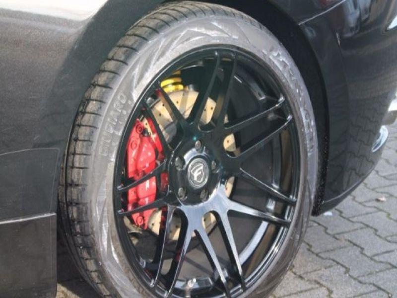Maserati Gran Turismo 4.7 V8 S 440 ch Noir occasion à BEAUPUY - photo n°9