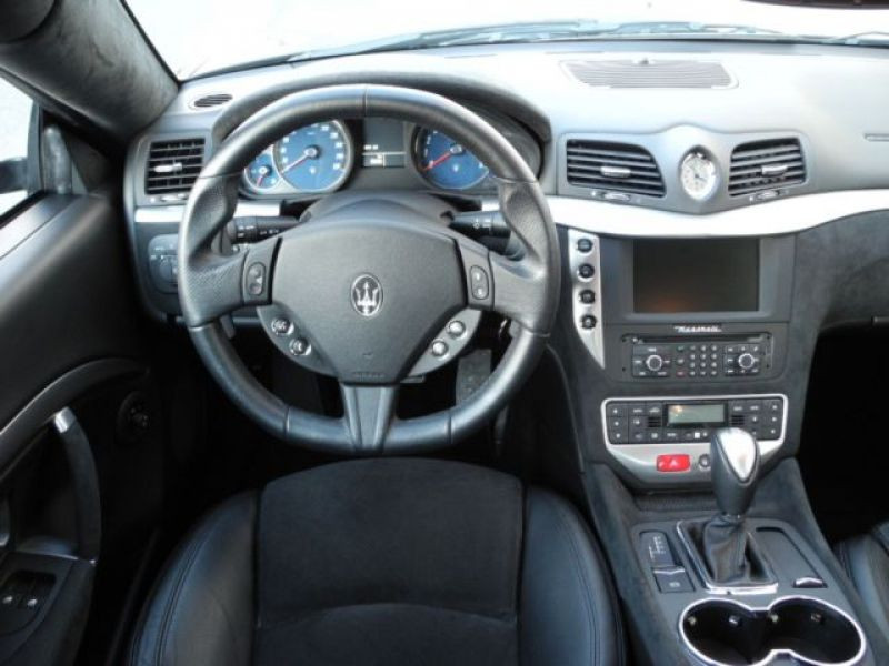 Maserati Gran Turismo 4.7 V8 S 460 ch Noir occasion à BEAUPUY