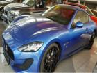 Maserati Gran Turismo 4.7 V8 S 460 ch Bleu à BEAUPUY 31