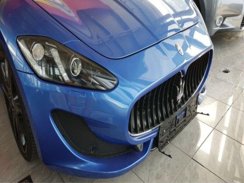 Maserati Gran Turismo 4.7 V8 S 460 ch Bleu occasion à BEAUPUY - photo n°9