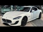 Maserati Gran Turismo 4.7 V8 SPORT 460 ch Blanc à BEAUPUY 31